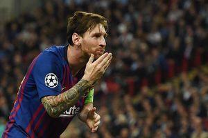 Lập cú đúp, Messi tạo nên kỷ lục đáng nể