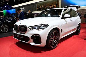 BMW X5 thế hệ mới ra mắt tại Paris Motor Show