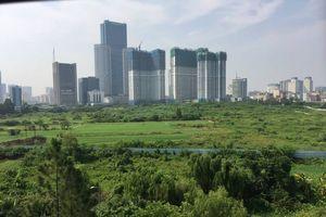 Hà Nội công khai việc xử lý 39 dự án vi phạm về đất đai