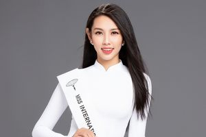Người đẹp Nguyễn Thúc Thùy Tiên thay Á hậu Thúy An thi Miss International 2018