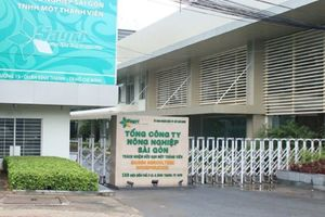 Sai phạm tại Tổng công ty Nông nghiệp Sài Gòn: Chi khống 13 tỷ đi nước ngoài, chỉ bị khiển trách