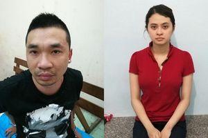 Hotgirl Ngọc Miu cùng 'ông trùm' đường dây sản xuất ma túy đối mặt với mức án tử hình