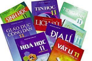 Cần quy định rõ việc lựa chọn sách giáo khoa