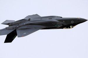 Israel tăng cường sử dụng tiêm kích F35 ở Syria