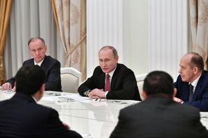 Cựu điệp viên Nga tuồn bí mật từ đồng minh của ông Putin cho tình báo Anh