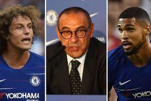 Maurizio Sarri lên kế hoạch mua thêm trung vệ, David Luiz vẫn muốn gắn bó với Chelsea
