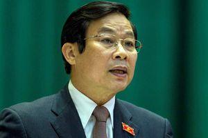 Cách hết chức vụ đảng ông Nguyễn Bắc Son, khai trừ đảng ông Trần Văn Minh