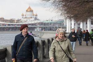Tổng thống Nga Vladimir Putin ký ban hành luật hưu trí sửa đổi