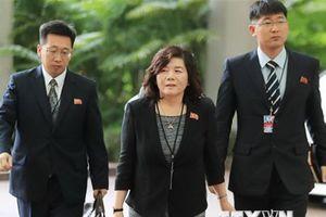 Thứ trưởng Ngoại giao Triều Tiên thăm Nga và Trung Quốc