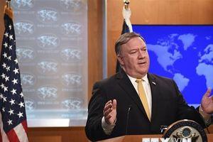 Ngoại trưởng Mỹ thăm Trung Quốc xoa dịu căng thẳng song phương