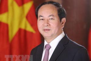 Phó Tổng thống thứ nhất Cộng hòa hồi giáo Iran, TTK LHQ chia buồn về việc Chủ tịch nước Trần Đại Quang từ trần