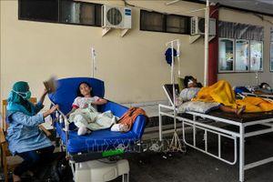 Hàng nghìn nạn nhân được đưa tới Nam Sulawesi sau thảm họa kép tại Indonesia
