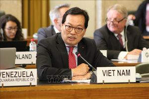Bế mạc Khóa họp lần thứ 58 Đại hội đồng WIPO