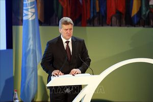Tổng thống Macedonia chỉ trích EU đối xử bất công