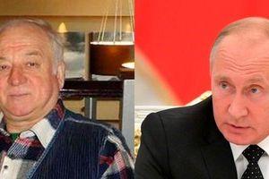 Tuyên bố bất ngờ của TT Putin về bản chất thực sự của cựu điệp viên Skripal