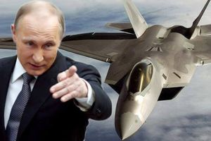 Nhận định đanh thép của TT Putin về sự hiện diện của Mỹ tại Syria