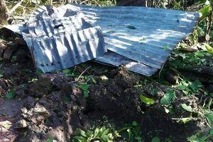 Vụ nổ 3 người chết ở Cà Mau: Sức công phá khủng khiếp của đầu đạn nổ 105mm