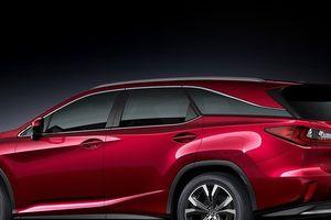 Điểm mới trên Lexus RX 350L và RX 450h 2018 vừa ra mắt tại Việt Nam