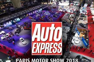 Xe điện trở thành tâm điểm tại Paris Motor Show 2018