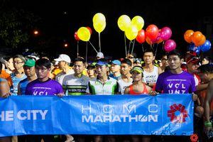 Giải Marathon TP Hồ Chí Minh 2019: Lan tỏa thể thao cộng đồng