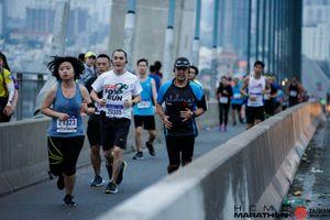 Gần 10 ngàn VĐV tham gia giải marathon ở TP.HCM