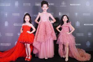 Mẫu nhí sẽ diễn trong Tuần lễ thời trang quốc tế VN Thu đông