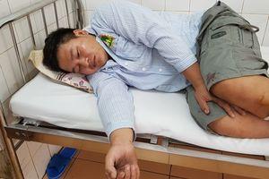 Khởi tố vụ án đối tượng dùng dao chém công an ở Gia Lai
