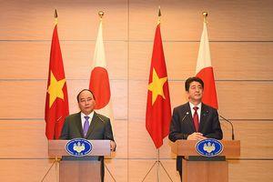 Từ 8-10/10, Thủ tướng Nguyễn Xuân Phúc và Phu nhân sẽ thăm Nhật Bản