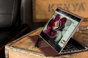 Cận cảnh HP Spectre Folio 13: laptop lai tablet vỏ da đầu tiên trên thế giới