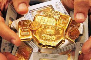 Giá vàng ngày 4/10: Nhà đầu tư chốt lời đẩy vàng xuống mức thấp