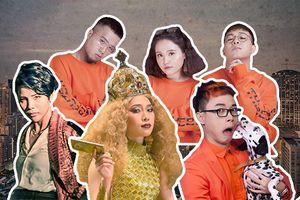Không chỉ Vũ Cát Tường, nhiều sao Vpop từng dính nghi án tung ca khúc để 'mỉa mai' ai đó thậm chí… cả showbiz Việt