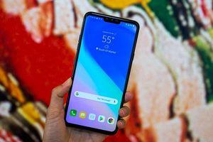 Smartphone 'bom tấn' có tới 5 camera của LG chính thức ra mắt