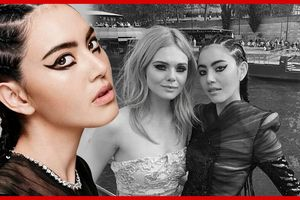 Cơn sốt ở Milan Fashion Week còn chưa hết, Mai Davika lại một lần nữa khiến dân mạng Thái tự hào
