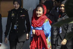 Phu nhân cựu Thủ tướng Malaysia phủ nhận 17 cáo buộc rửa tiền