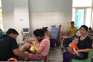 Quảng Ngãi: Gia tăng các ổ dịch bệnh tay chân miệng