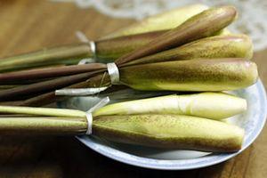 Món ăn thuốc từ củ niễng tốt cho người cao huyết áp, đái tháo đường