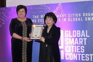 Giải thưởng 'Quốc gia thông minh' và sự vươn tầm của người Việt!