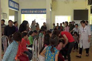 170 học sinh ở Hà Giang nghi bị ngộ độc thực phẩm sau khi ăn sáng ở trường