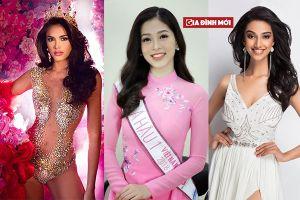Lộ diện những đối thủ 'đáng gờm' của Phương Nga tại Miss Grand International 2018