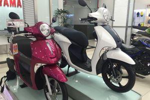 Giá xe máy Yamaha tháng 10/2018: Đồng loạt giảm giá