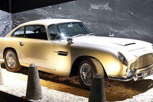 Aston Martin hồi sinh 'siêu xe James Bond' DB5 với giá 3,5 triệu USD