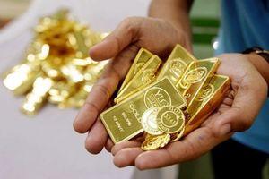 Giá vàng hôm nay 4/10: Xu hướng giảm nhẹ