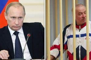 Tổng thống Putin nói điệp viên hai mang Skripal là 'kẻ phản bội đất Mẹ'