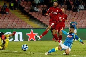 Insigne ghi bàn phút 90, Napoli cho Liverpool nếm mùi thất bại