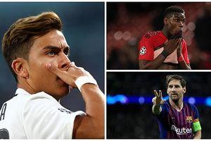 BXH vòng 2 Champions League 2018/2019: MU 'chào thua' đội bóng của Ronaldo