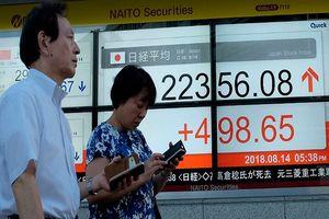 Chứng khoán châu Á tăng điểm sau khi Phố Wall giao dịch yên ắng
