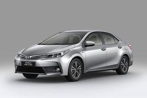 Toyota ra mắt Corolla Altis 2018, tăng giá thêm gần 10 triệu đồng