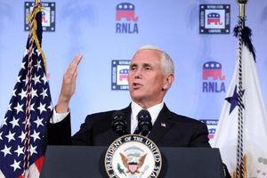 Phó Tổng thống Mỹ: Căng thẳng Mỹ-Trung có thể vượt ra ngoài các tranh chấp thương mại