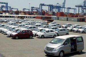 Hơn 90% ô tô nhập khẩu về Việt Nam từ Thái Lan, Indonesia