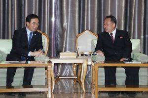 Đoàn đại biểu Hàn Quốc tới Triều Tiên dự kỷ niệm thượng đỉnh 2007